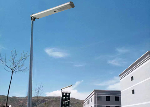 A2 series residential solar light