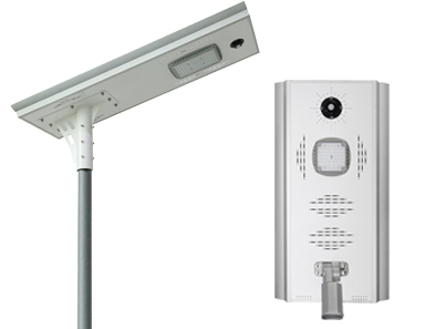 D Series all in one solar street light